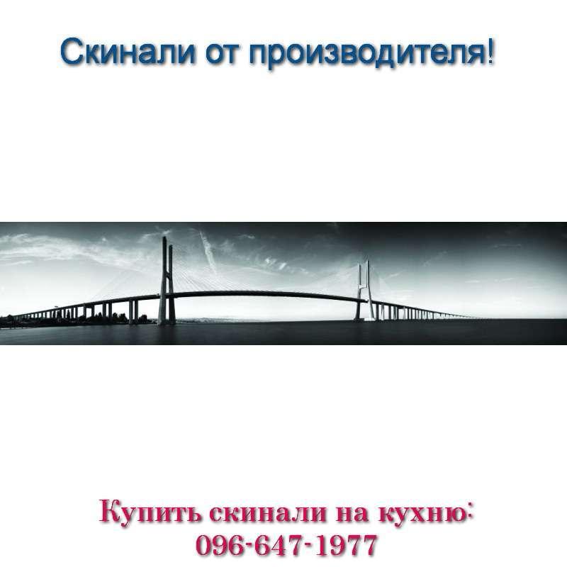 Фото скинали Кривой Рог - мост через реку