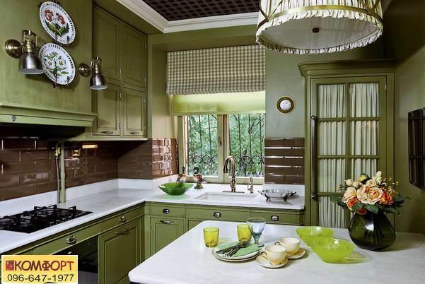 кухня в кривом рогу