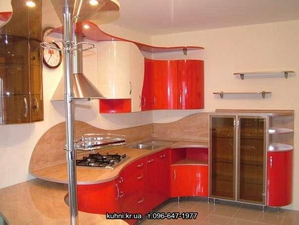 кухни Кривой Рог Фото